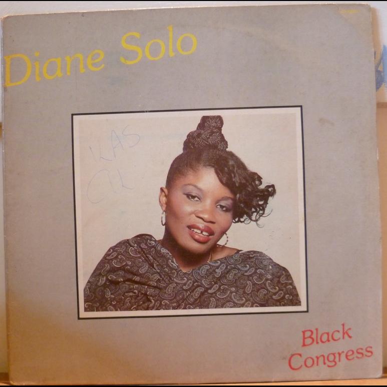 DIANE SOLO Black congress