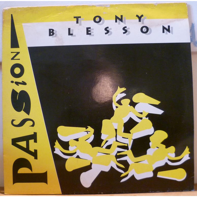 TONY BLESSON Passion