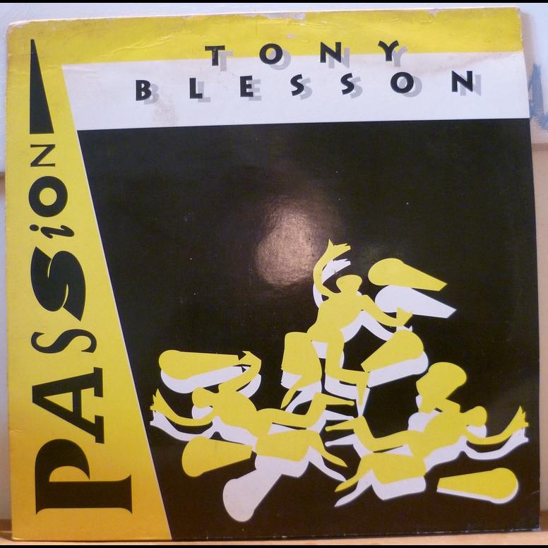TONY BLESSON Passion