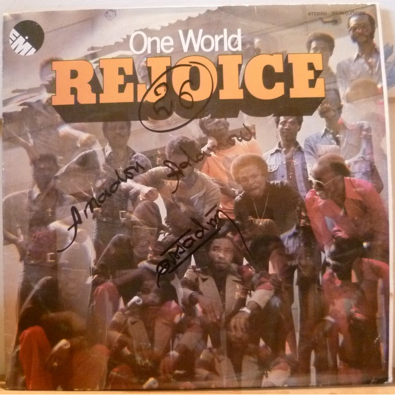 One World Rejoice