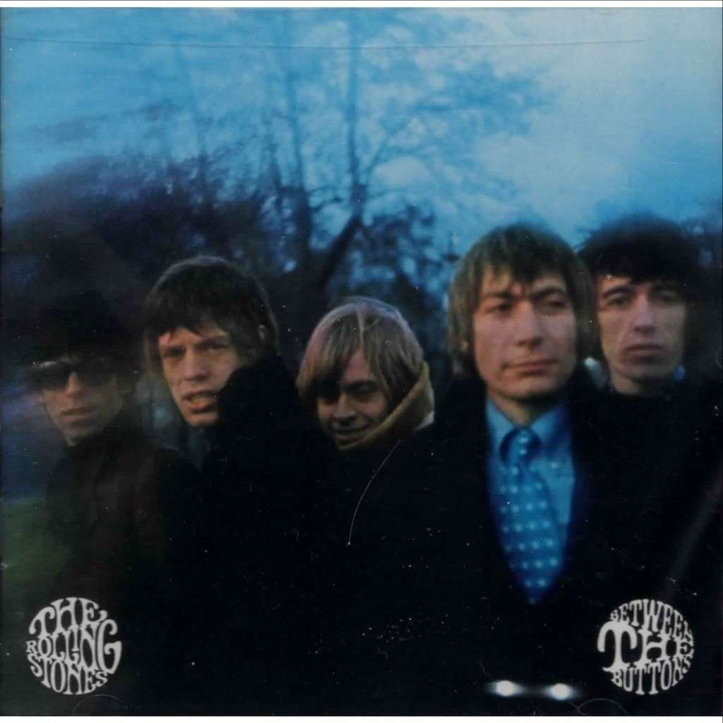 Between The Buttons By The Rolling Stones Cd With Mferion