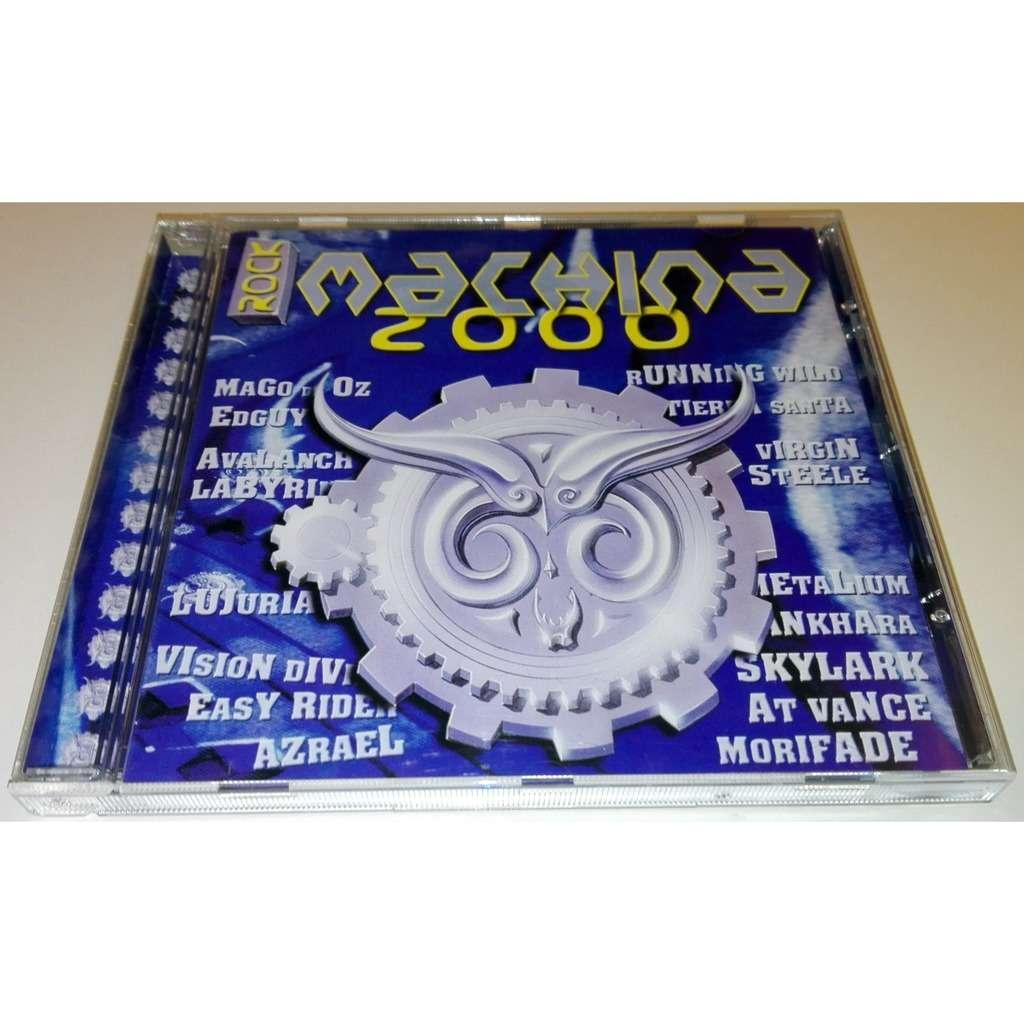 Rock Machina 2000 Varios Artistas