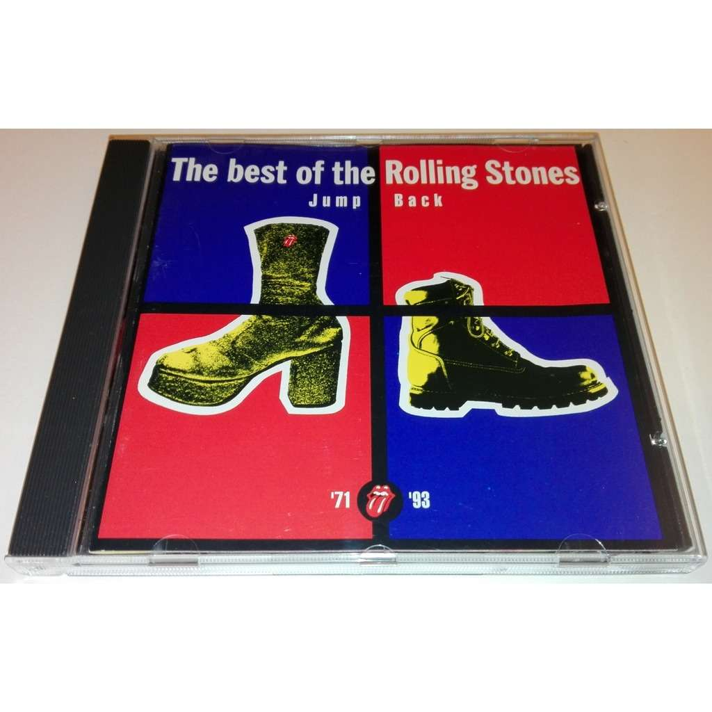 Rolling Stones The Best Of The Rolling Stones / Jump Back