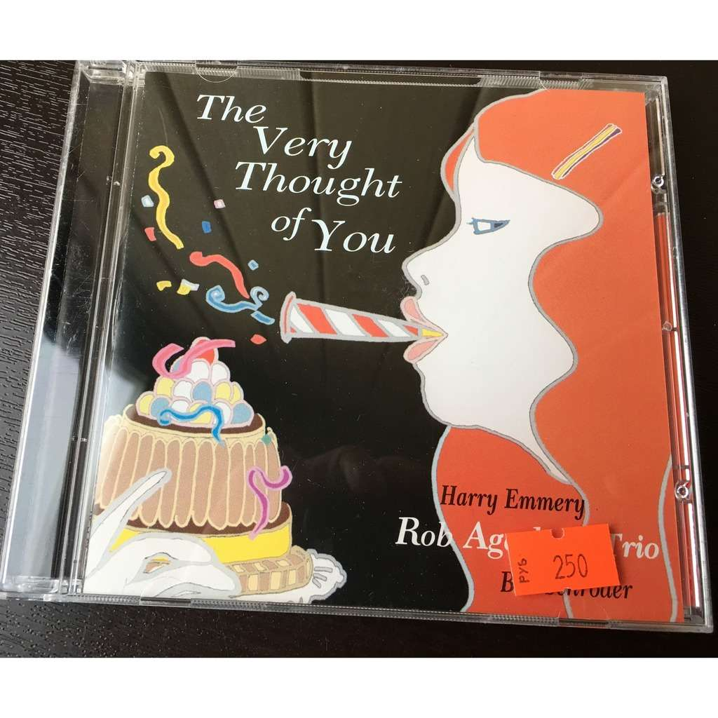 Rob Agerbeek Trio the Very Thought of You