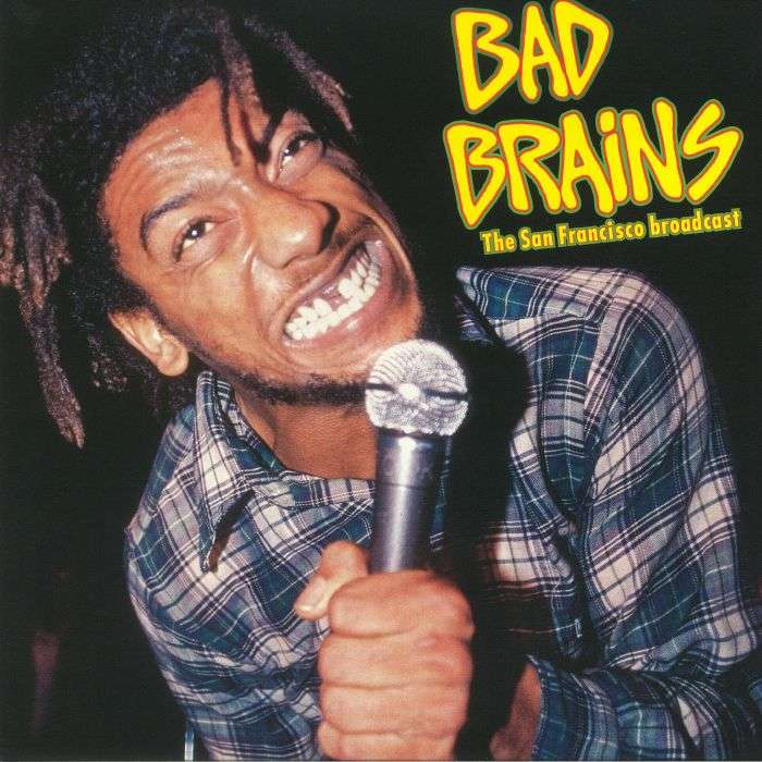 Bad Brains Live At The Old Waldorf San Francisco 1982 (lp)