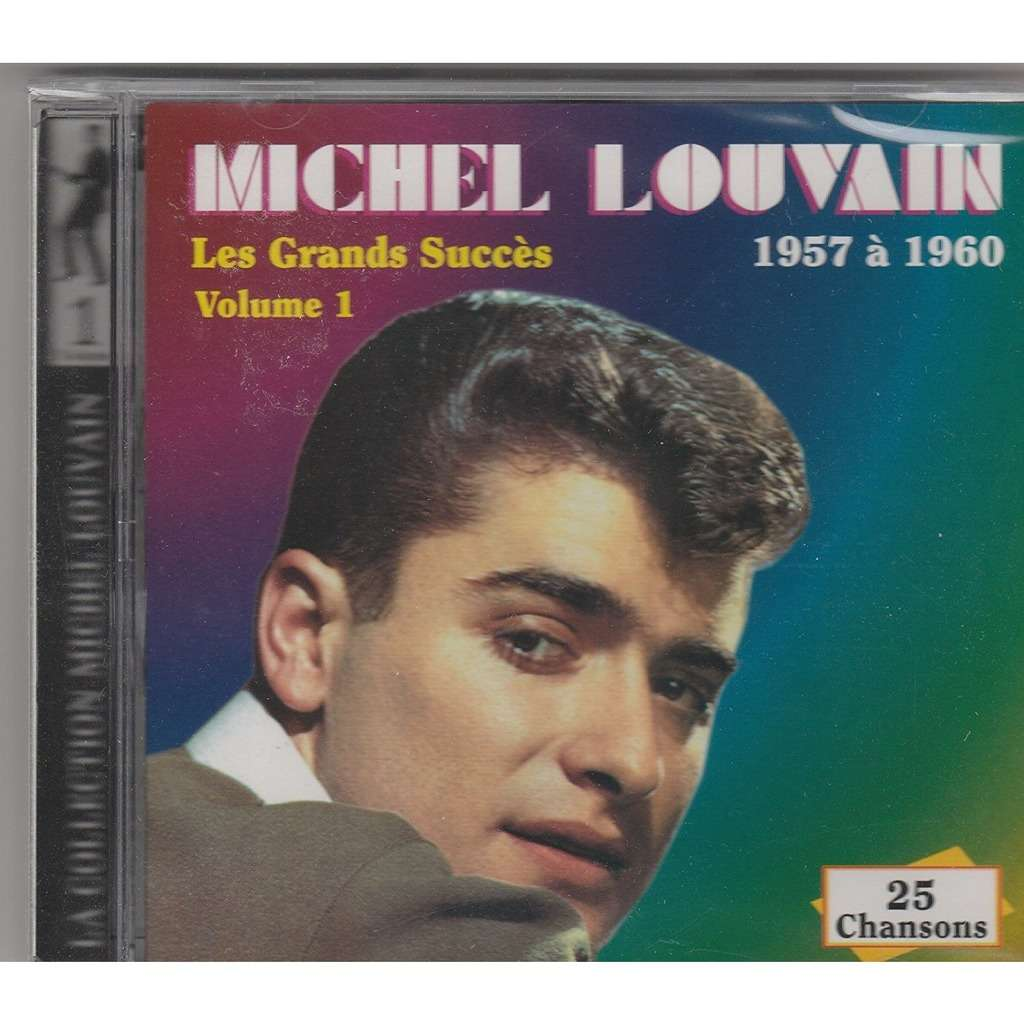 michel louvain les grands succes vol 1