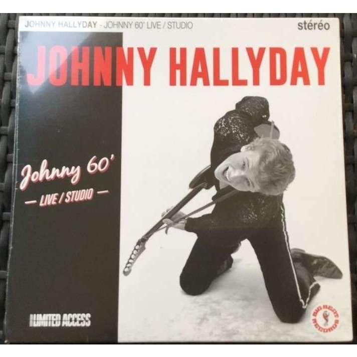 johnny hallyday 60' LIVE