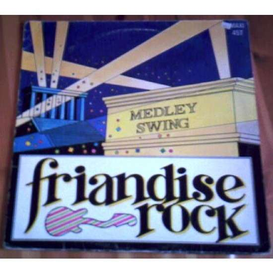 friandise rock medley swing