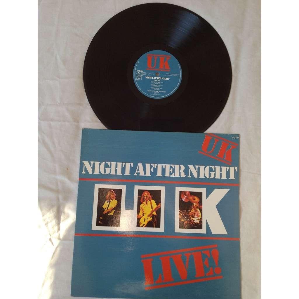 UK Night After Night