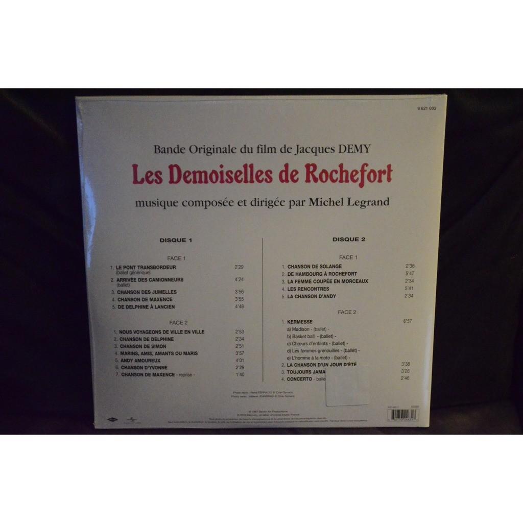 MICHEL LEGRAND les demoiselles de rochefort (180 gr )