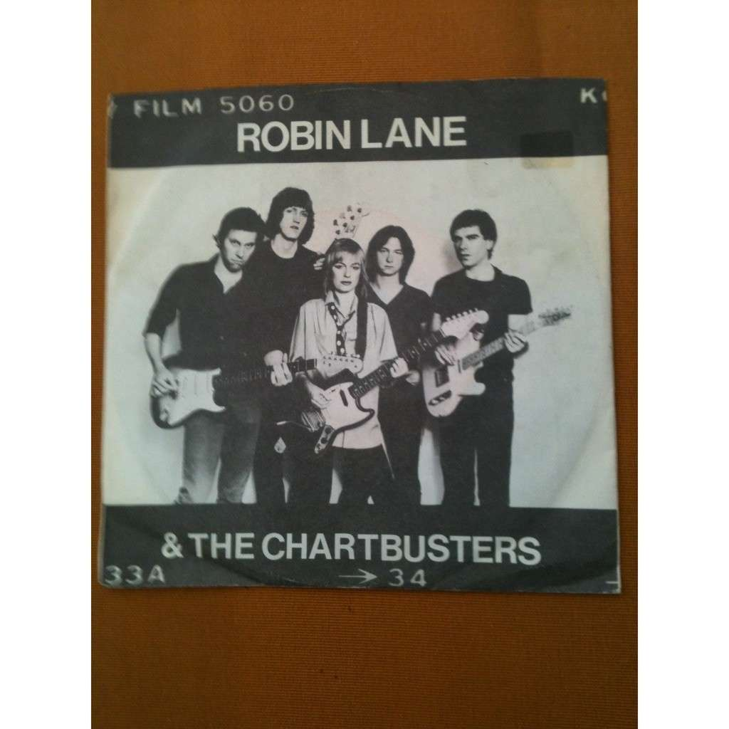 ROBIN LANE & THE CHARTBUSTERS When things go wrong