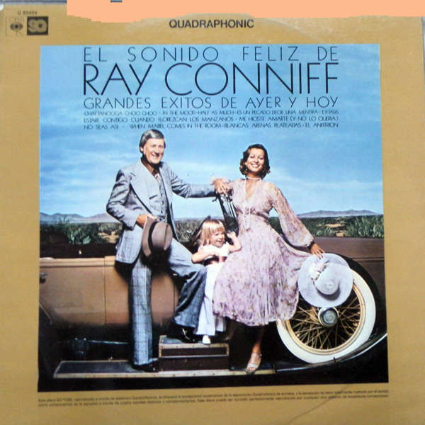 ray conniff and the singers Grandes exitos de ayer y hoy
