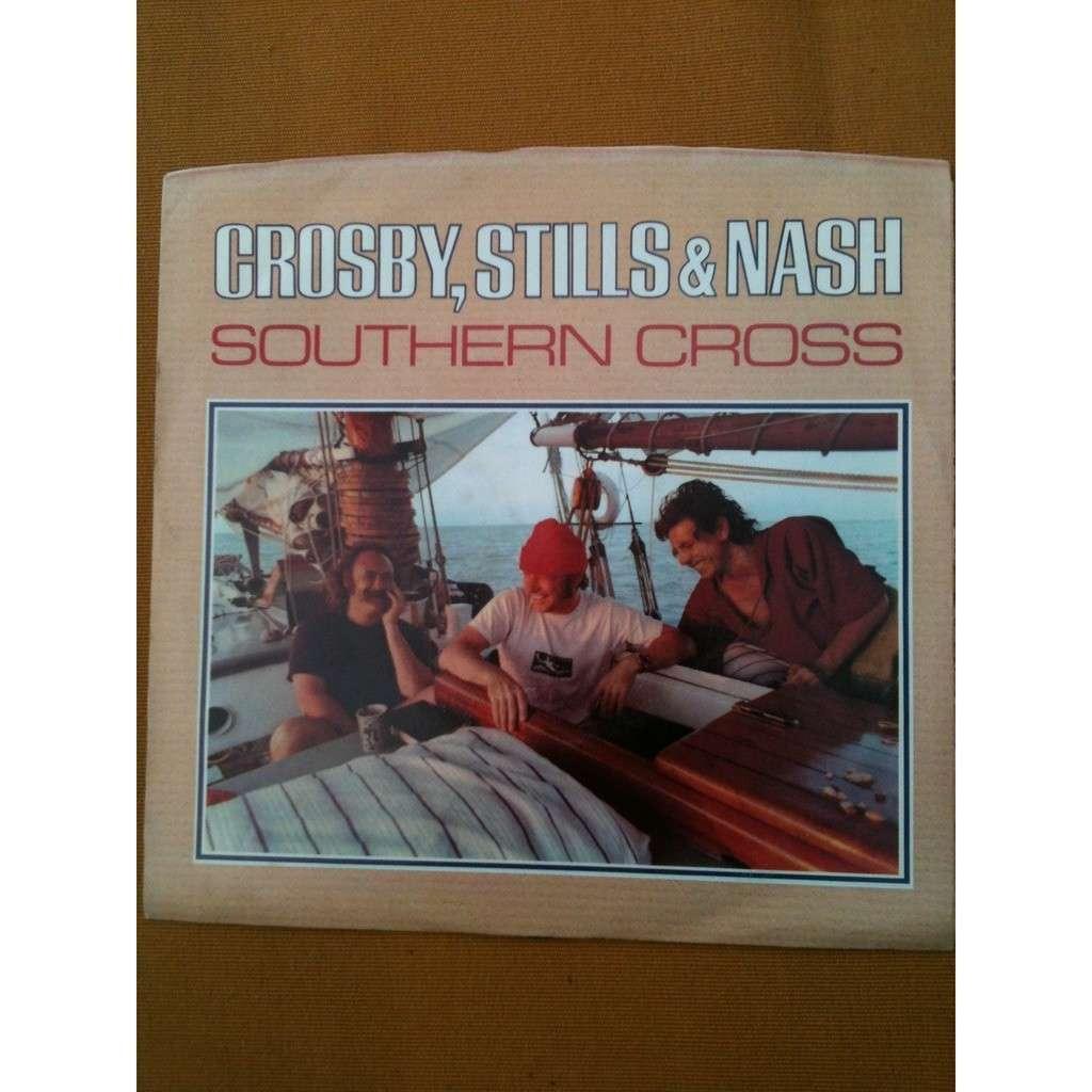 CROSBY, STILLS & NASH Southern Cross
