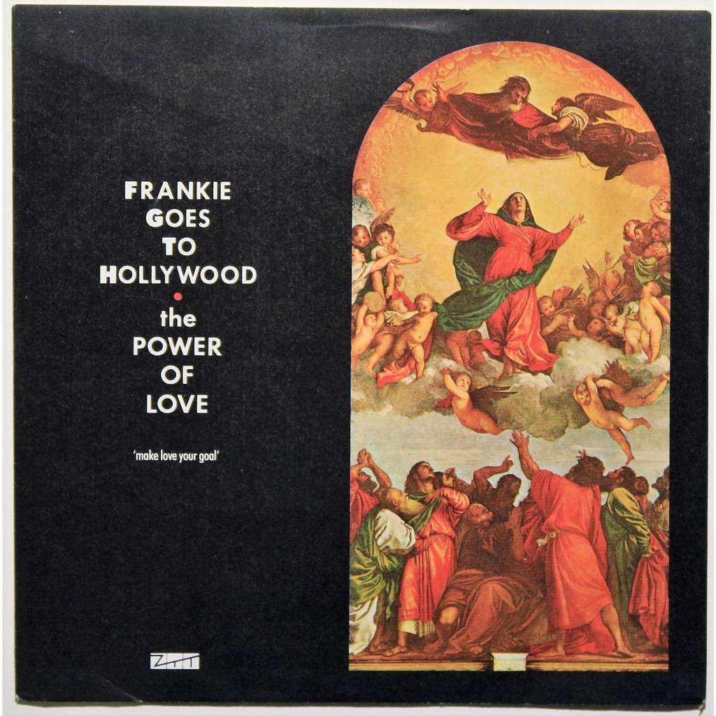 The Power Of Love By Frankie Goes To Hollywood Sp With