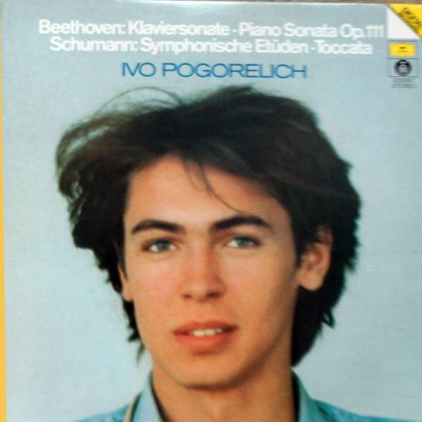 ivo pogorelich Beethoven - Schumann