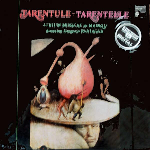 gregorio paniagua Tarentule - Tarentelle