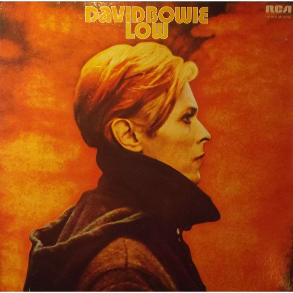 Low By David Bowie Lp With Vinyl59 Ref 119038990