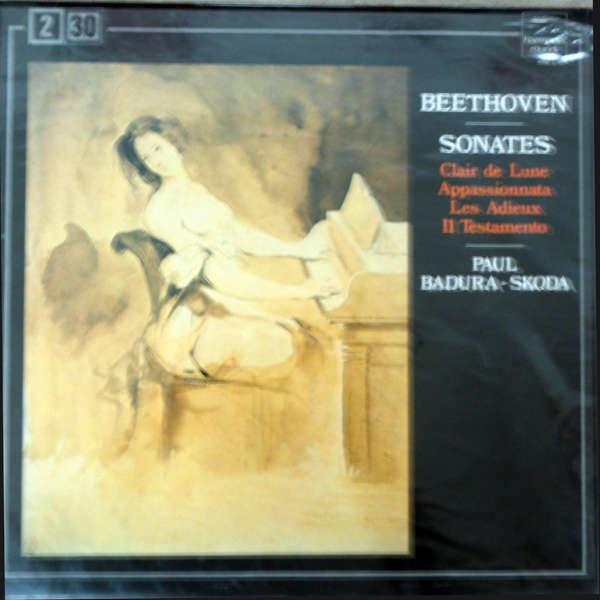 paul badura-skoda Beethoven: Sonates