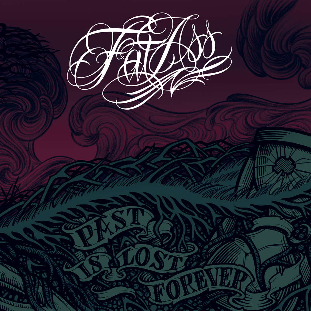 KNIVES OUT RECORDS : FATASS Past Is Lost Forever - CD