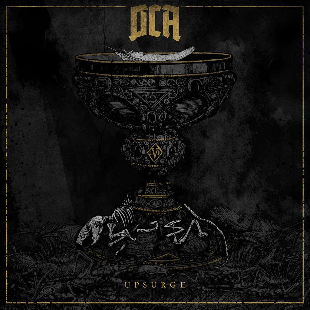 KNIVES OUT RECORDS : DCA Upsurge - CD