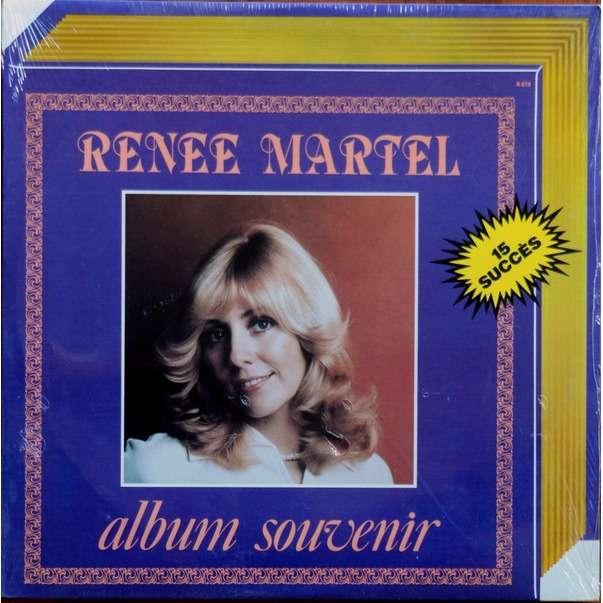 renee martel ALBUM SOUVENIR - 15 SUCCES