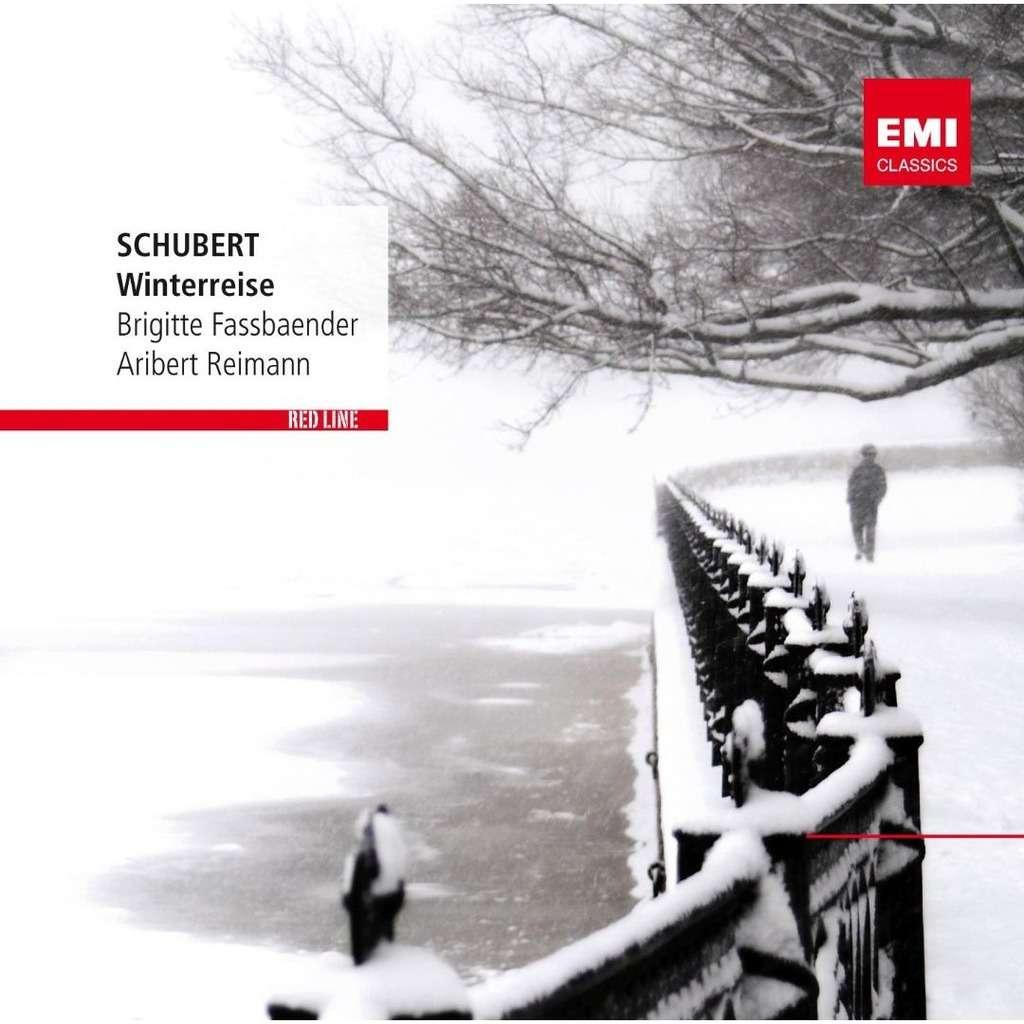 Schubert, Franz Winterreise D.911 / Brigitte Fassbaender, Aribert Reimann