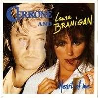 CERRONE and LAURA BRANIGAN HEART OF ME / evolution