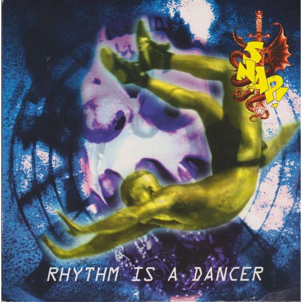 snap rhythm is a dancer