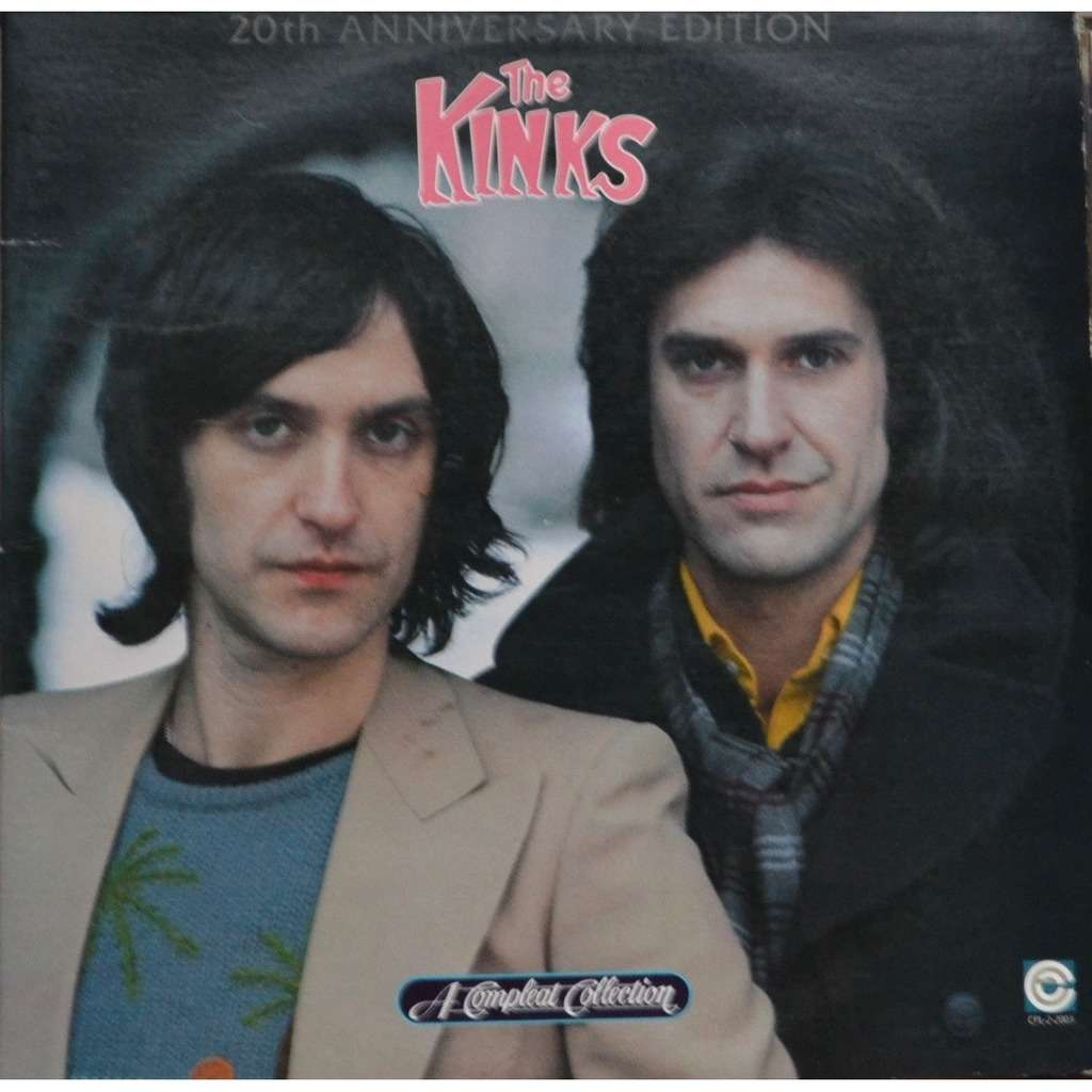 KINKS A Compleat Collection 20th Anniversary Edition