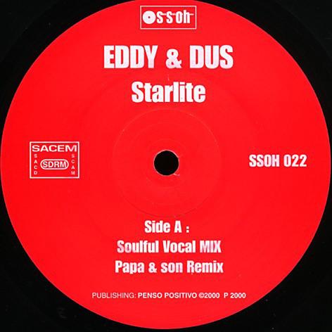 Eddy & Dus starlite