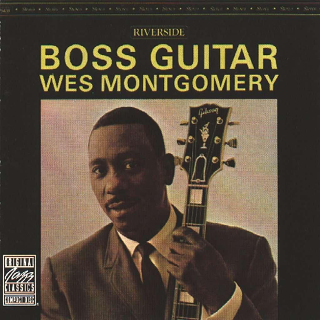 Wes Montgomery Boss Guitar