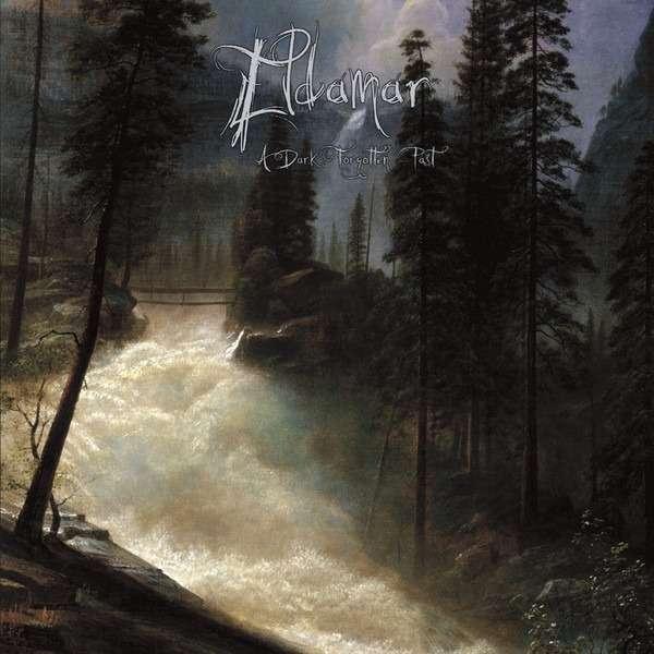 ELDAMAR A Dark Forgotten Past. Electric Blue Vinyl