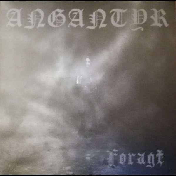 ANGANTYR Foragt. Red Vinyl