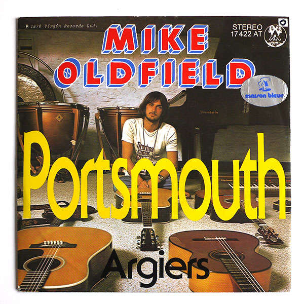 mike oldfield PORTSMOUTH