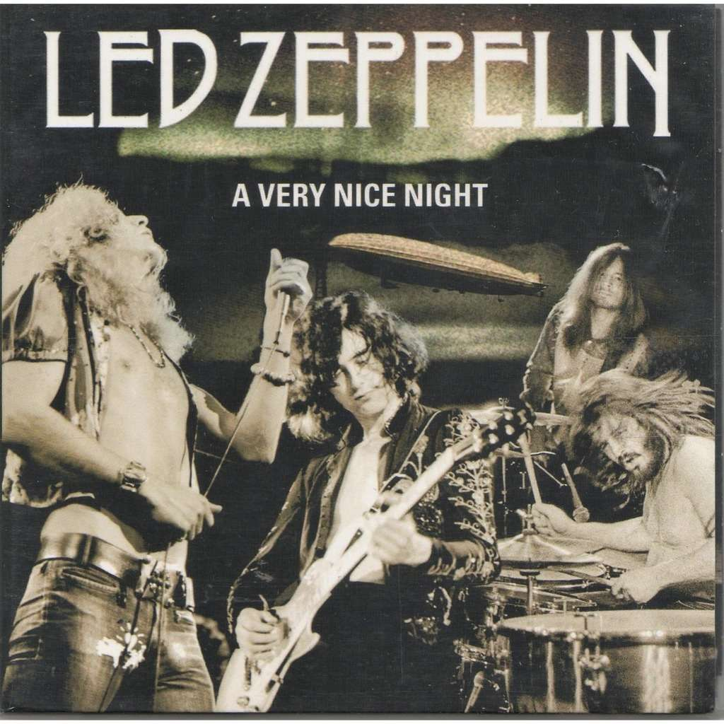 A Very Nice Night Stadthalle Vienna 16 03 1973 By Led