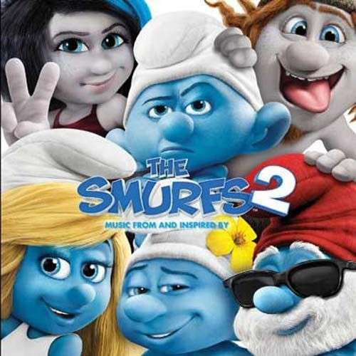 SOUNDTRACK THE SMURFS 2