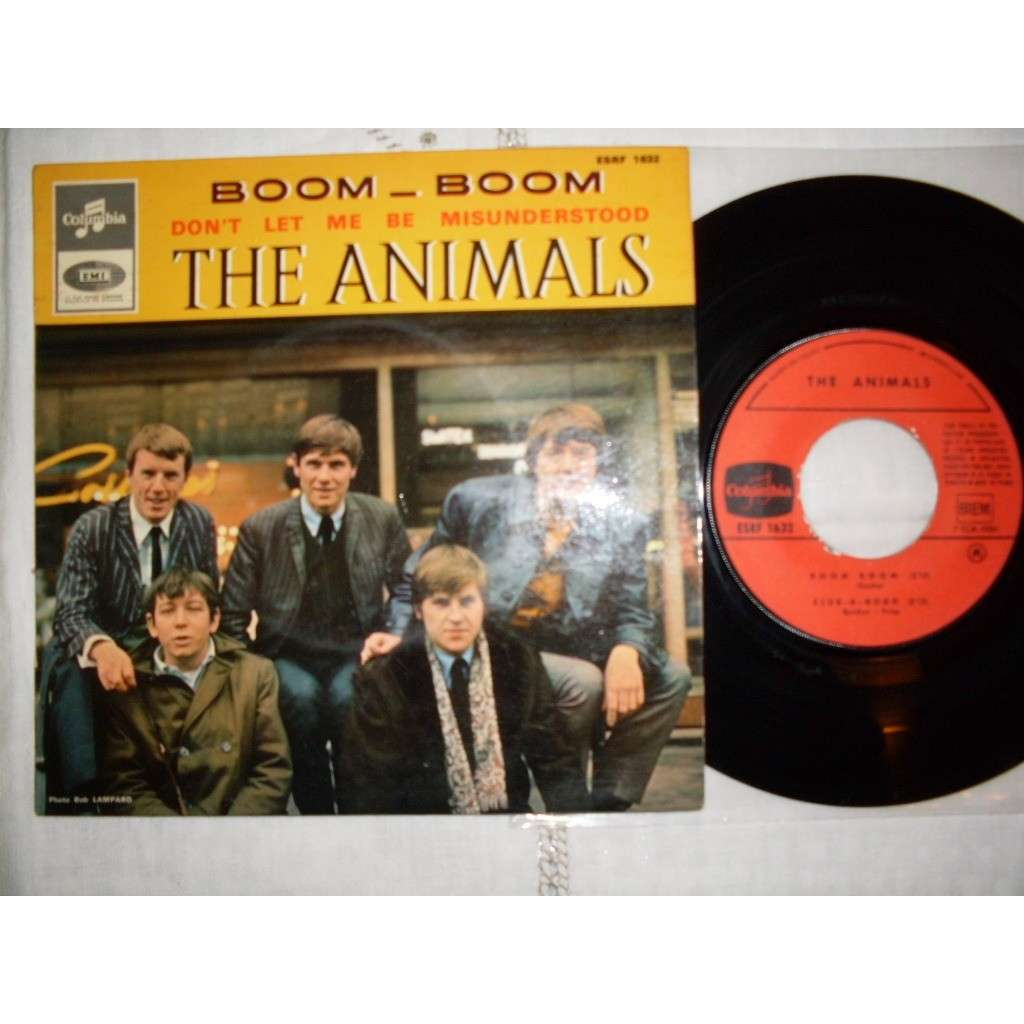 the animals Boom-Boom