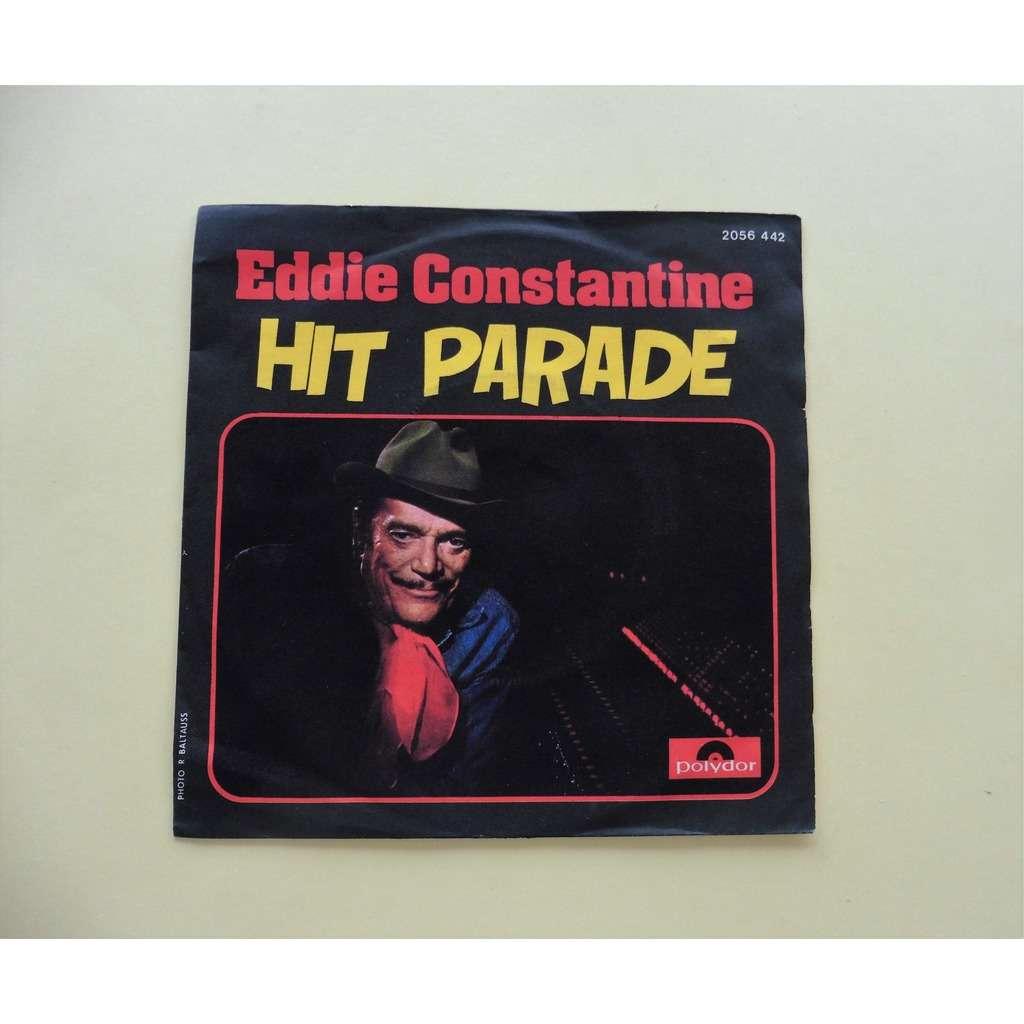 eddie constantine HIT PARADE