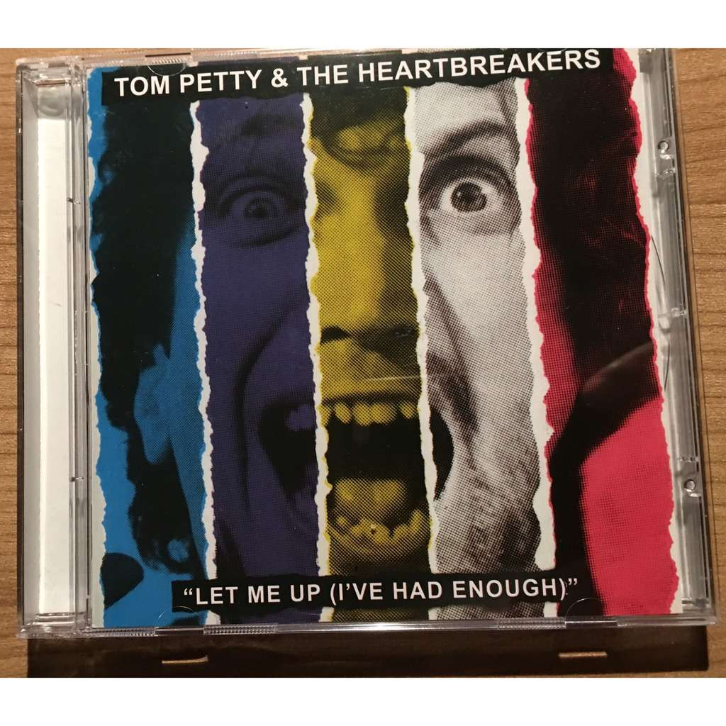 Tom Petty and the Heartbreakers Let Me Up