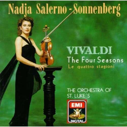 Vivaldi, Antonio Four Seasons / Nadja Salerno-Sonnenberg, Orchestra of St. Luke's