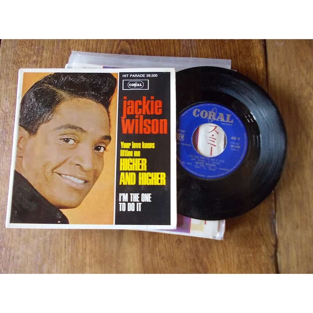 jackie wilson (your love keeps lifting me) higher and higher