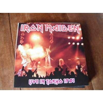 iron maiden live in Tokyo 1981