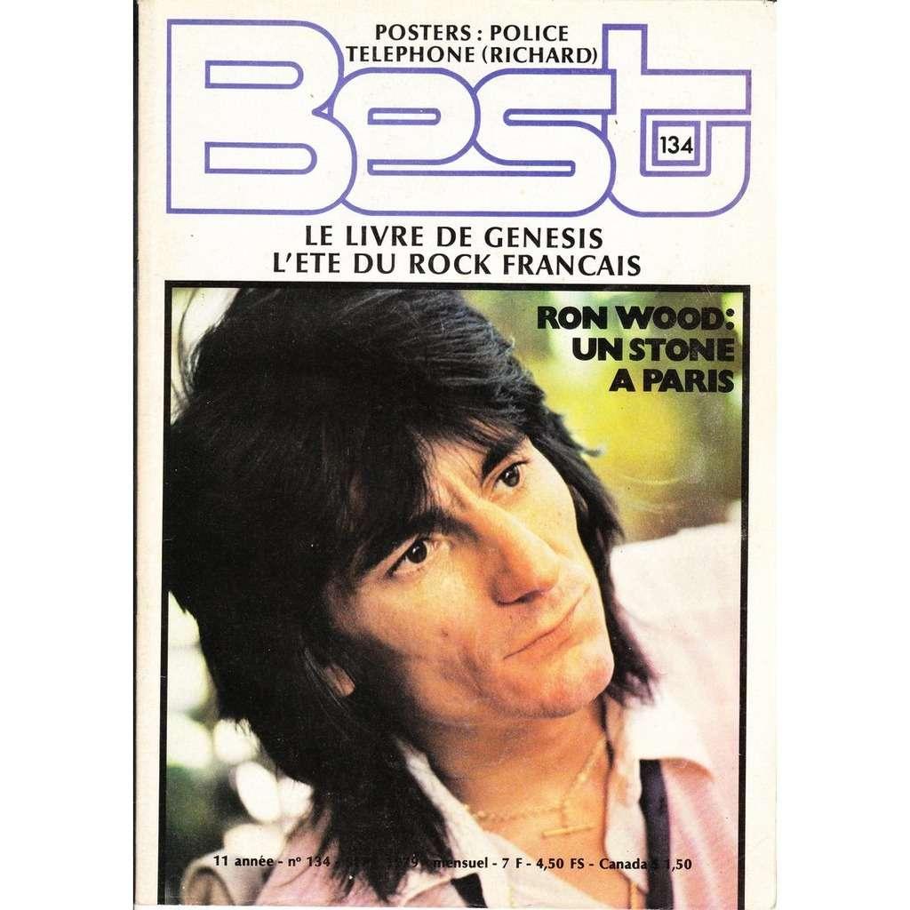 Best Magazine N°134-septembre 1979
