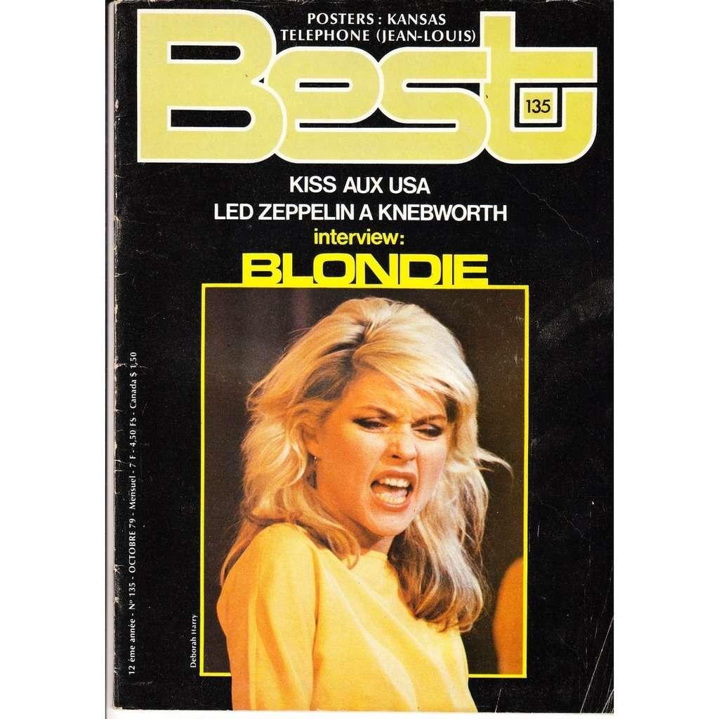 Best Magazine N°135-octobre 1979