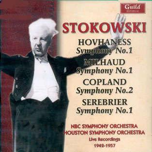 leopold stokowski Live recordings 1942 - 1957