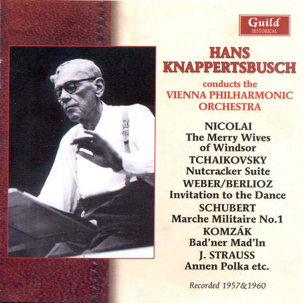 Hans Knappertsbuch dirige....