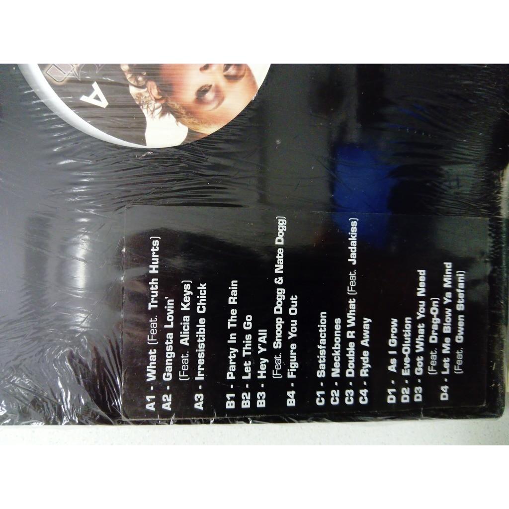 eve double LP Vinyl eve-olution