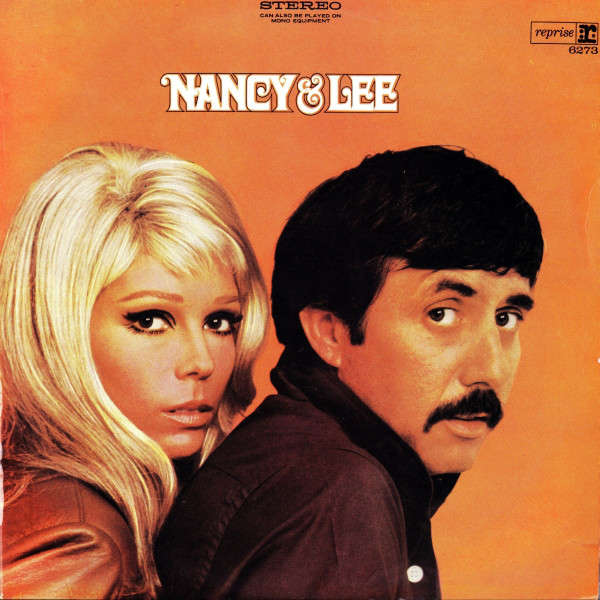 Nancy Amp Lee By Nancy Sinatra Amp Lee Hazlewood Lp With