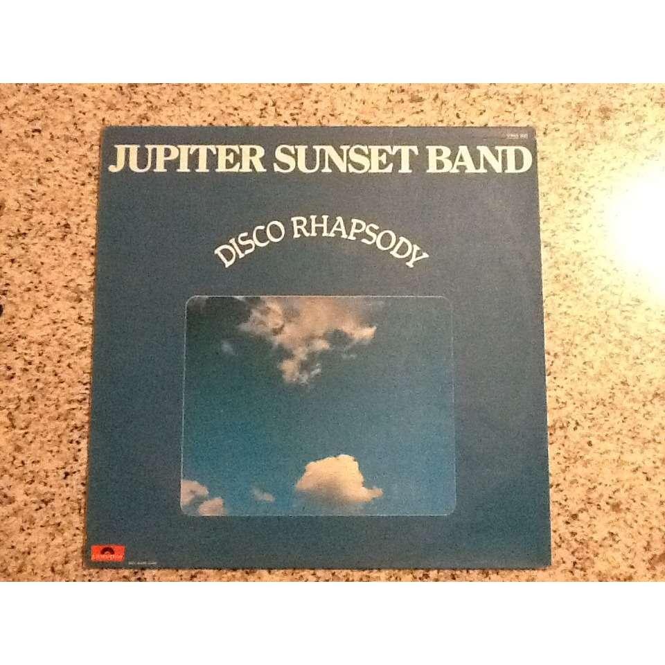 jupiter sunset band Disco rhapsodie