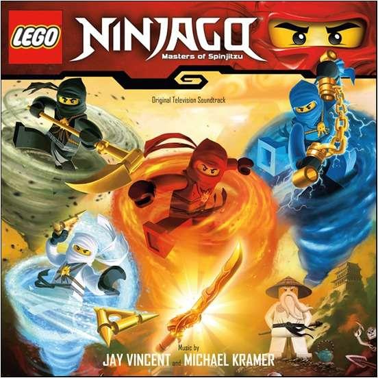 2c2652aa0b43ba Jay Vincent / Michael Kramer Ninjago: Masters Of Spinjitzu